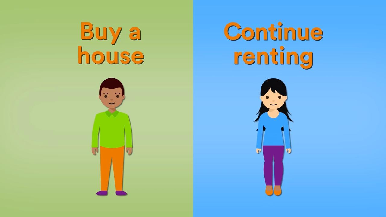 Suburbs where it's cheaper to buy a house than rent, All